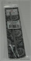 ChiaoGoo auswechselbare Nadelspitzen 10cm Twist Lace Edelstahl