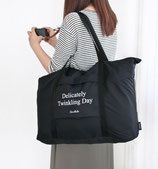 Folding shopper bag, Faltbare Nylon Tasche