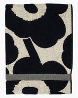 Marimekko Unikko Navy  Towel 30x30, 30x50, 50x100, 70x140cm