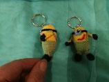 Schlüsselanhänger Minion