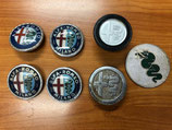 Alfa Romeo collectie emblemen LOT #300