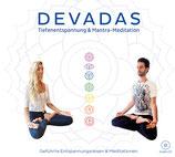 "CD ""DEVADAS - Tiefenentspannung & Mantra-Meditation"""