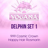 Delphin Set 1 Happy Hair Rosmarin