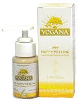 Happy Peeling - 2 in 1 - Gesichtsmaske und natürliches Peeling mit Feingold