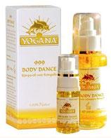 Body Dance I - Körperöl mit Feingold