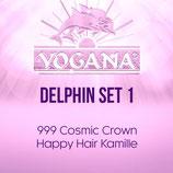 Delphin Set 1 Happy Hair Kamille