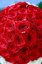 バラの花束 60本 ¥32,400