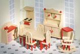 Puppenmöbel Kücher