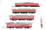 Roco H0 69061 Diesel-Triebzug-Set Lyntog MA der DSB