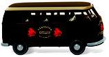 Wiking 78853 VW T1 Bus Hanseaten Kaffee
