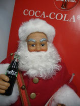 Steiff Weihnachtsmann Original COCA COLA