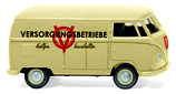 "Wiking 78861 VW T1 Bus ""Versorgungsbetriebe"""