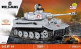 Cobi 3000A Tiger 1 Panzer