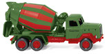 Wiking 68252 Betonmischer (Magirus Saturn) Transport Beton
