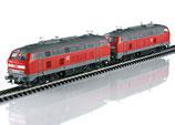 Märklin 37769 BR 217 (DB AG) als Doppeltraktion Sylt