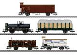 Märklin 45175 5-tlg. Set Güterwagen `175 Jahre Eisenbahn in Württemberg