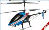 Hubschrauber 540mm Koaxial Helikopter RTF 2.4GHz