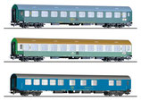 """Tillig 501765 Reisewagen-Set  3 """"Vindobona"""""""