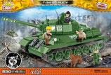 Cobi 2486 A T-34/85 Panzer sowjetischer Konstruktion