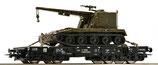 Roco 67474 Schwerlastwagen mit Bergepanzer H0