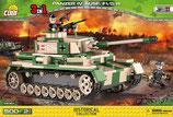 Cobi 2508A Panzer IV Ausf. F1/G/H