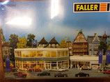 Faller 130344 Mercedes-Autohaus