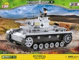 Cobi 2523 Panzer III Ausf. E