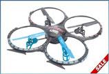 Quadrocopter 2,4 Ghz mit Videokamera extra
