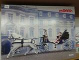 Märklin 16030 Kalesche mit Pferden