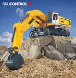 Siku 6740 Liebherr R980 SME Raupenbagger mit Fernsteuerung