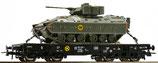 Roco 67472 H0 Schwerlastw.4a+M3 Bradley