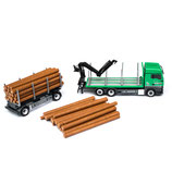 Herpa 937597 MAN Holztransport Bockelmann Holz