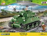 Cobi 2515 Sherman Firefly