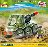 Cobi 2196 G21 6x2 Missile Launcher Vehicle