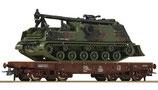 Roco 67469 Schwerlastwagen mit Bergepanzer H0