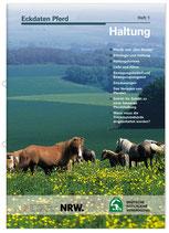 Eckdaten Pferd, Heft 1: Haltung