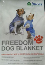Freedom Hundedecke 50g (BUCAS)