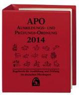 Ausbildungs- und Prüfungs-Ordnung (APO) 2010