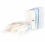 Kavalkade Bandagen-Unterlagen mit Klettverschluß