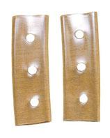 Nahtschutzhülsen für die Steigbügelriemen