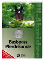 FN-Abzeichen. Basispass Pferdekunde