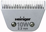 Scherkopf SAPHIR #10W/2.3 mm, Heiniger (BUSSE)