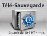 Télé-Sauvegarde - 100 Go - Abonnement 1 an