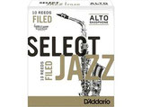 DADDARIO SELECTED JAZZ ALTO SAX (ex Rico)