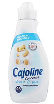 CAJOLINE Doux & pur 46 lavages