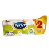 paquets papier toilette Perfex 10 rouleaux