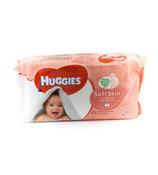 Huggies lingettes bebe c soft skin