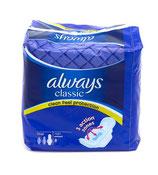 Always serviettes hygieniques classique