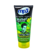 MP3 gel cheveux 200ml tube rock