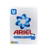 CARTON DE 6 BOITES Ariel poudre lessive 450g/7sc